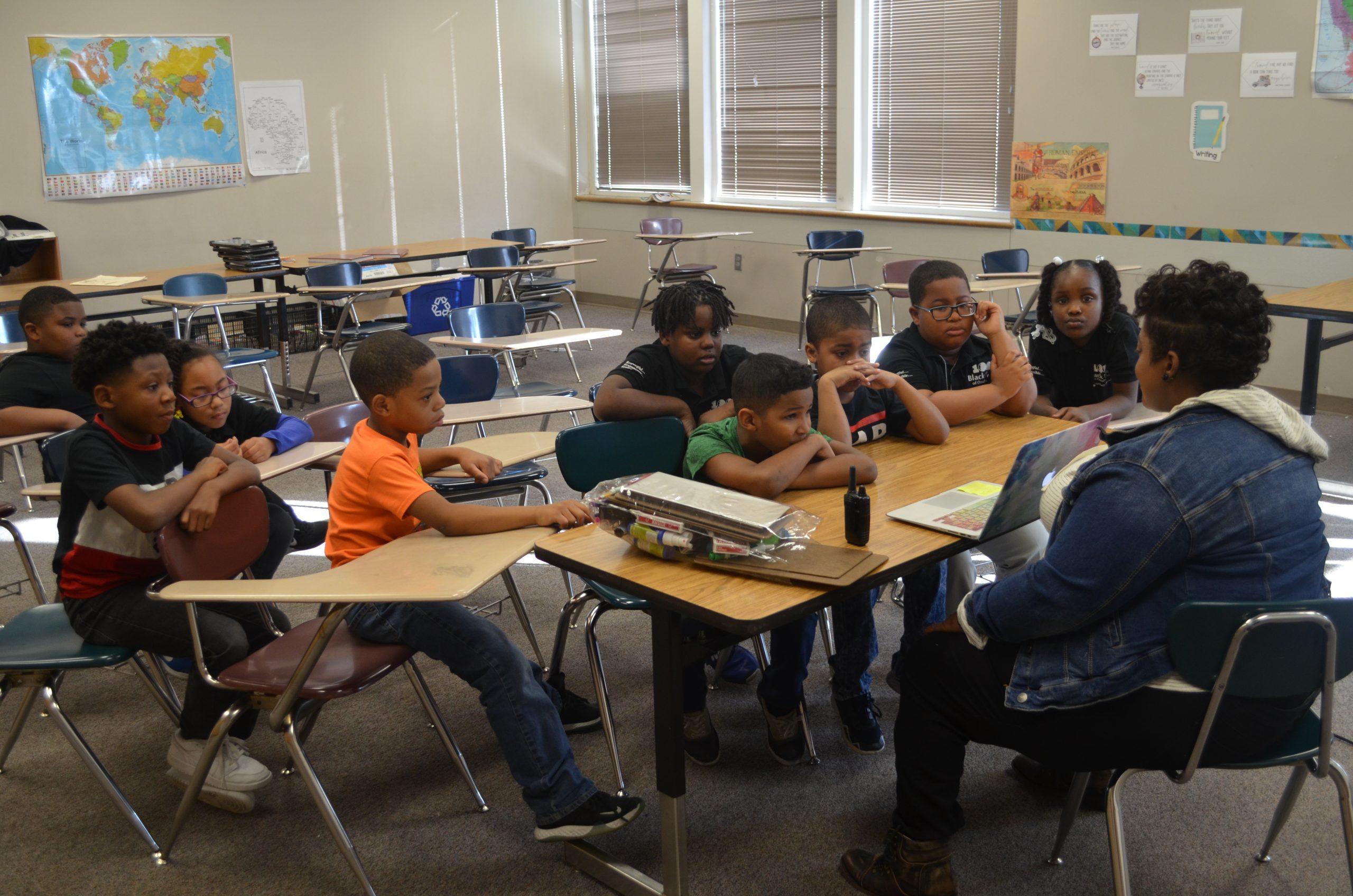 100 Saturday Academy Math Tutorial Program is Back!  Kicks Off with Parent Orientation Saturday, October 9th!